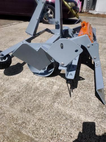Model 2 Rake Side Blade